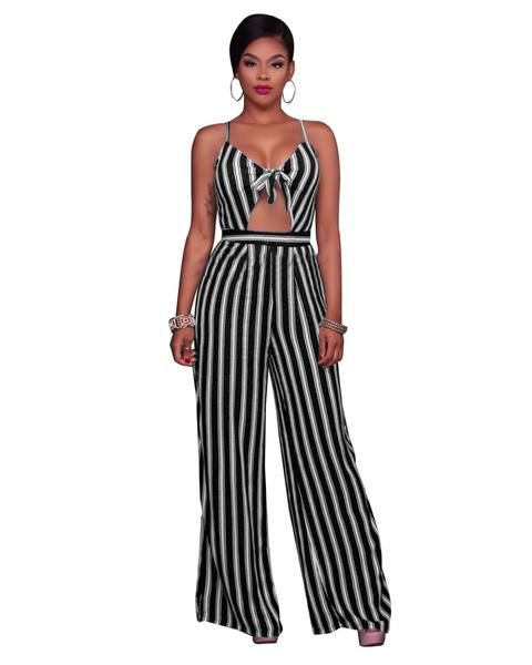 6132a77a9fa Loose Jumpsuits Backless Spaghetti Strap Wide Legs Rompers! jumpsuits    rompers