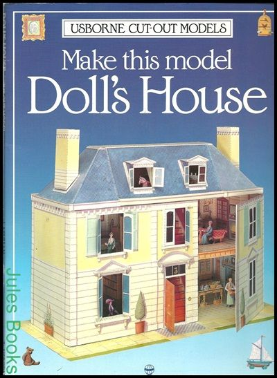 Cut out model house