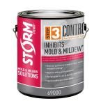 Storm System Step 3 Control 1 gal. Clear Mold and Mildew Resistant Paint