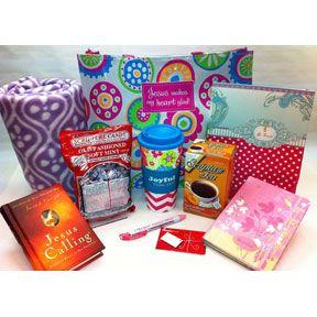 Compassion Bag for women battling cancer.