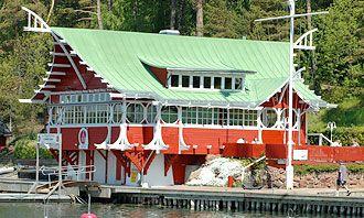 Arkitektur - Åland Official Travel Guide