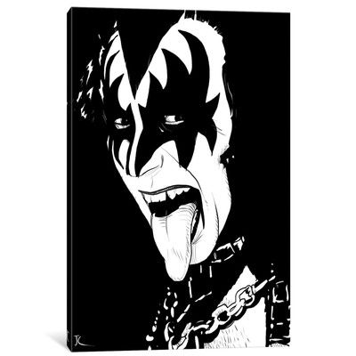 East Urban Home Gene Simmons By Giuseppe Cristiano