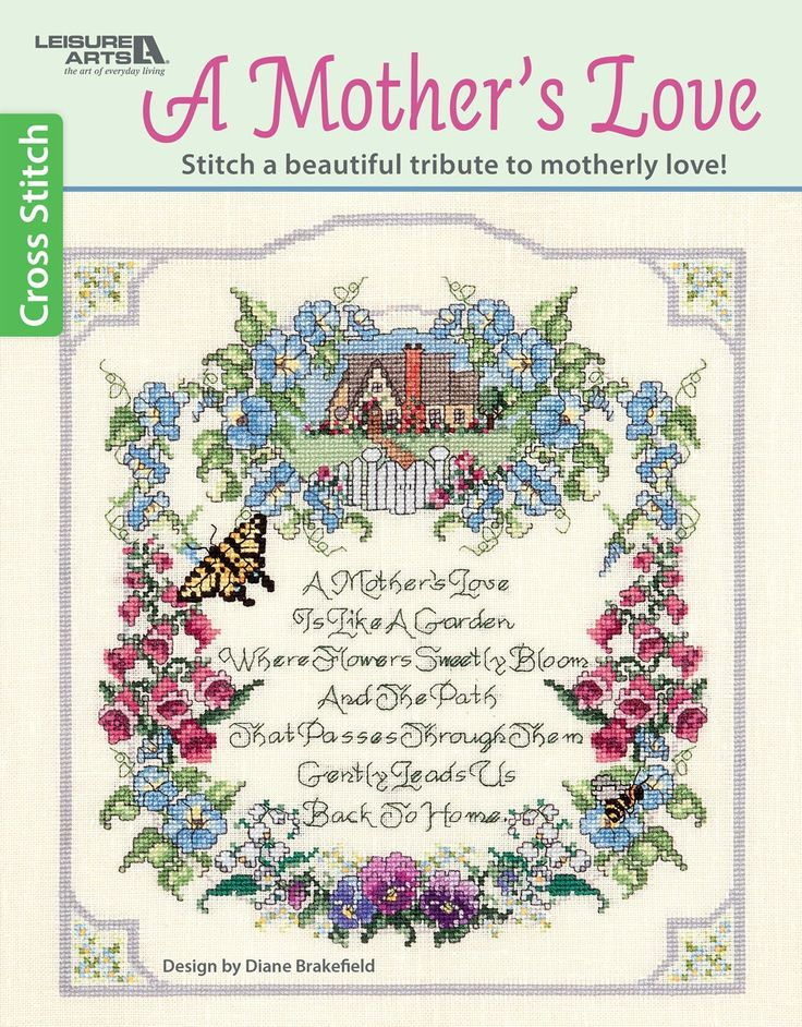 1000+ images about embroidery & cross-stitch on Pinterest Cross stitch,...