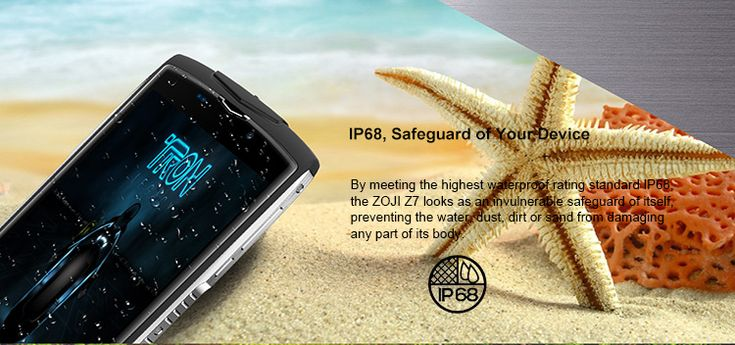 Zoji phones: Δεν φοβούνται νερό, σκόνη, πτώσεις! http://android-phone.gr
