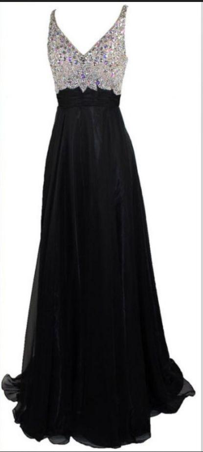 Prom Dresses,A-line Prom Dresses,Sparkle Prom Dresses,Backless Prom Dresses,Luxury