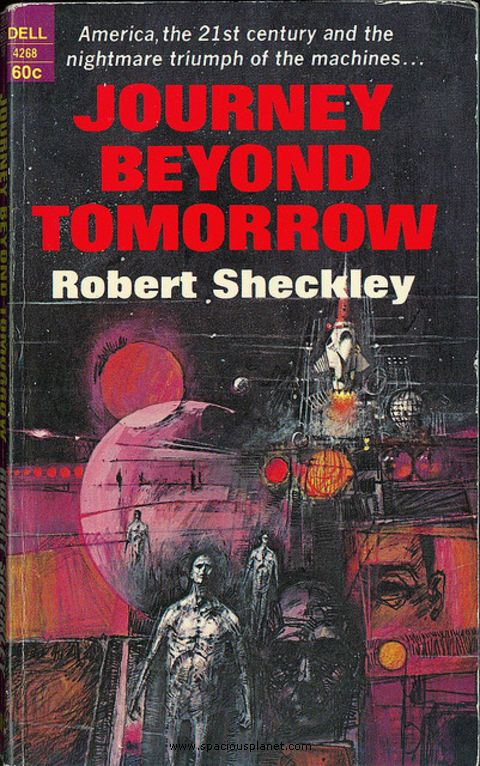Jerome Podwil, Journey Beyond Tomorrow AKA The Journey of Joenes. Could easily be mistaken for Richard Powers.
