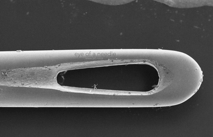 New Nano Technology Creates The World's Smallest Human Form