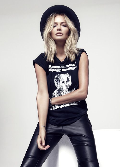 ★ //» Lara Bingle #Australia #celebrities #LaraBingle Australian celebrity Lara Bingle loves http://www.kangafashion.com