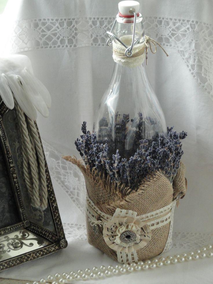Voor Landelijke/Brocante Woonaccessoires Handmade With Love @ Inez www.debrocantekast.nl