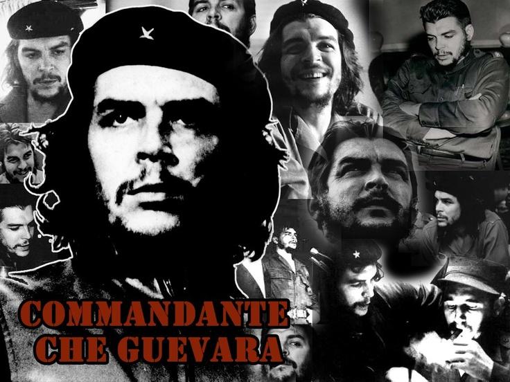 Che Guevara, June 14, 1928 – October 9, 1967