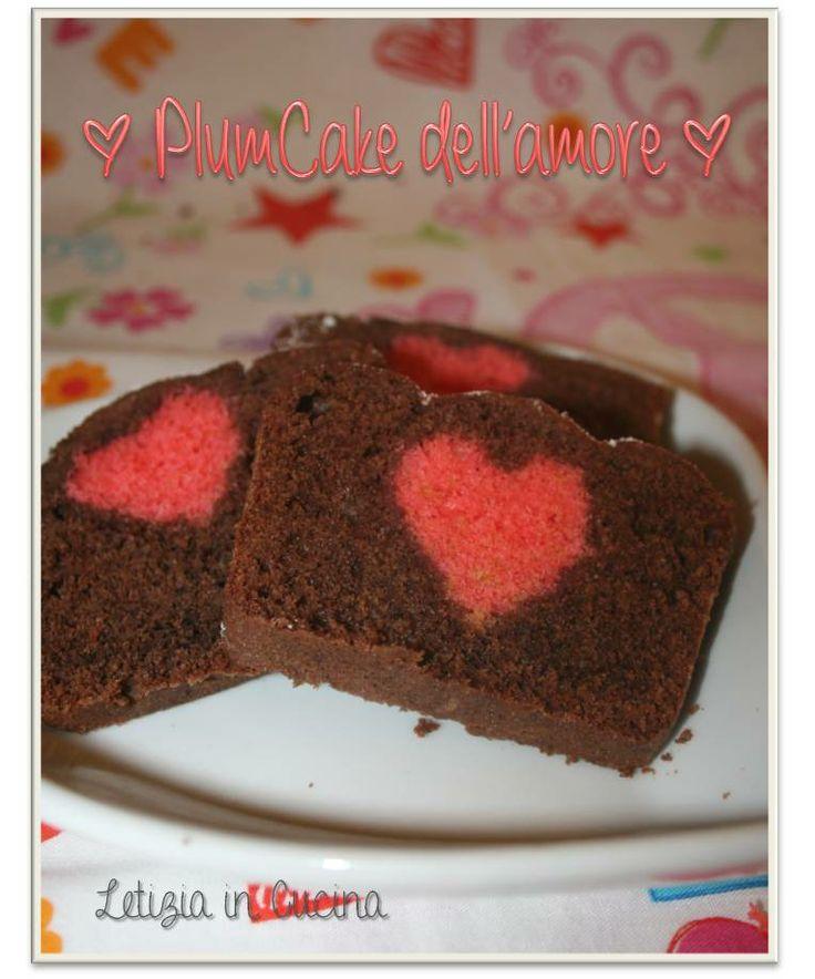 Plumcake dell'amore - Love Plumcake