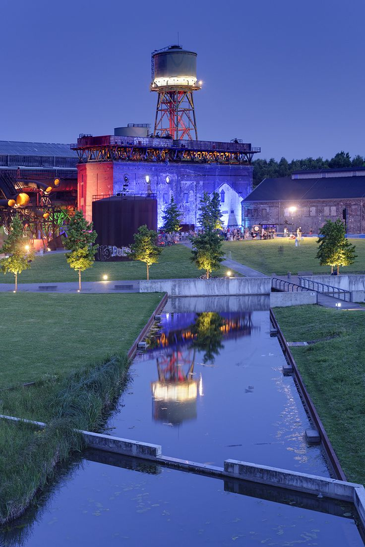 Jahrhunderthalle Bochum / Industriekultur Ruhrgebiet