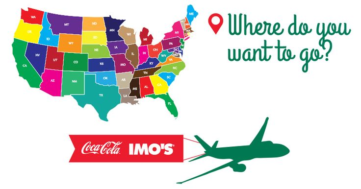 Imo's Pizza - Win 2 Round-Trip Tix to Anywhere in the U.S. (2 Winners) - http://sweepstakesden.com/imos-pizza-win-2-round-trip-tix-to-anywhere-in-the-u-s-2-winners/
