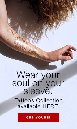 I mean, really, @daniellelaporte is doing tattoos - whats not to love... adorn your body with beautiful words and secret wishes!!! You just gotta, you just gotta!!!   http://bit.ly/1x3e6C3