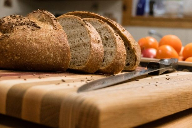 How to make Jewish Rye Bread via @kingarthurflour Just leave out the caraway seeds