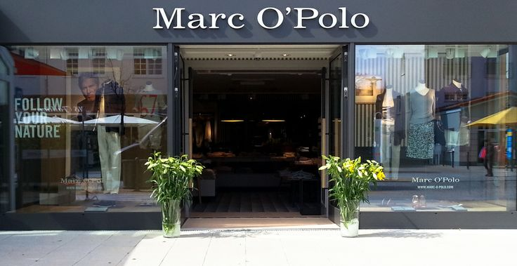Fashion & Style I'm Marc O´Polo Store in Kühlingsborn