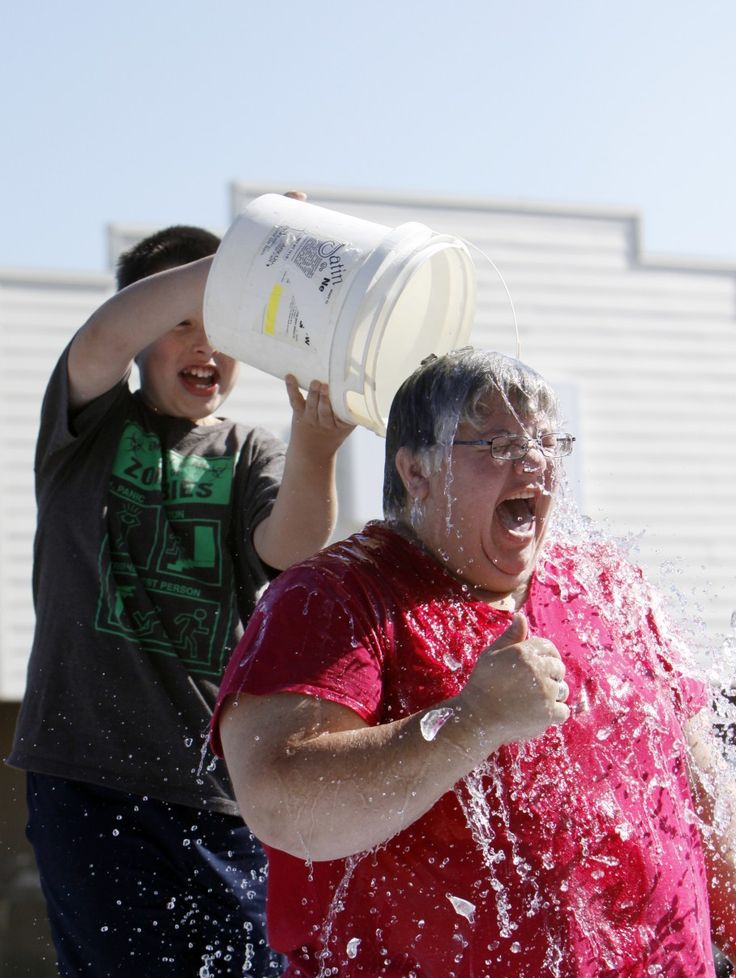 Scientists are crediting the ALS Ice Bucket Challenge for breakthroughs in research - The Washington Post