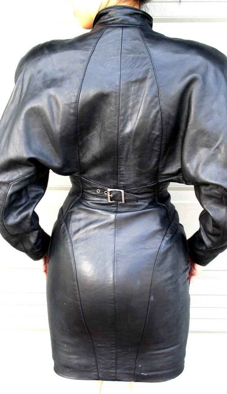 Resultado de imagem para North Beach Leather Scuba Dress