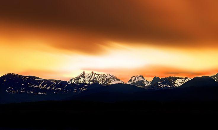 Molde Mountains Norway by Aziz Nasuti on 500px