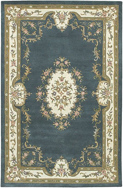 The Mandara Green collection represents the widest range of styles of any collection offered Area rug hand-tufted from 100-percent New Zealand wool This rug collection offers rugs for all varieties of