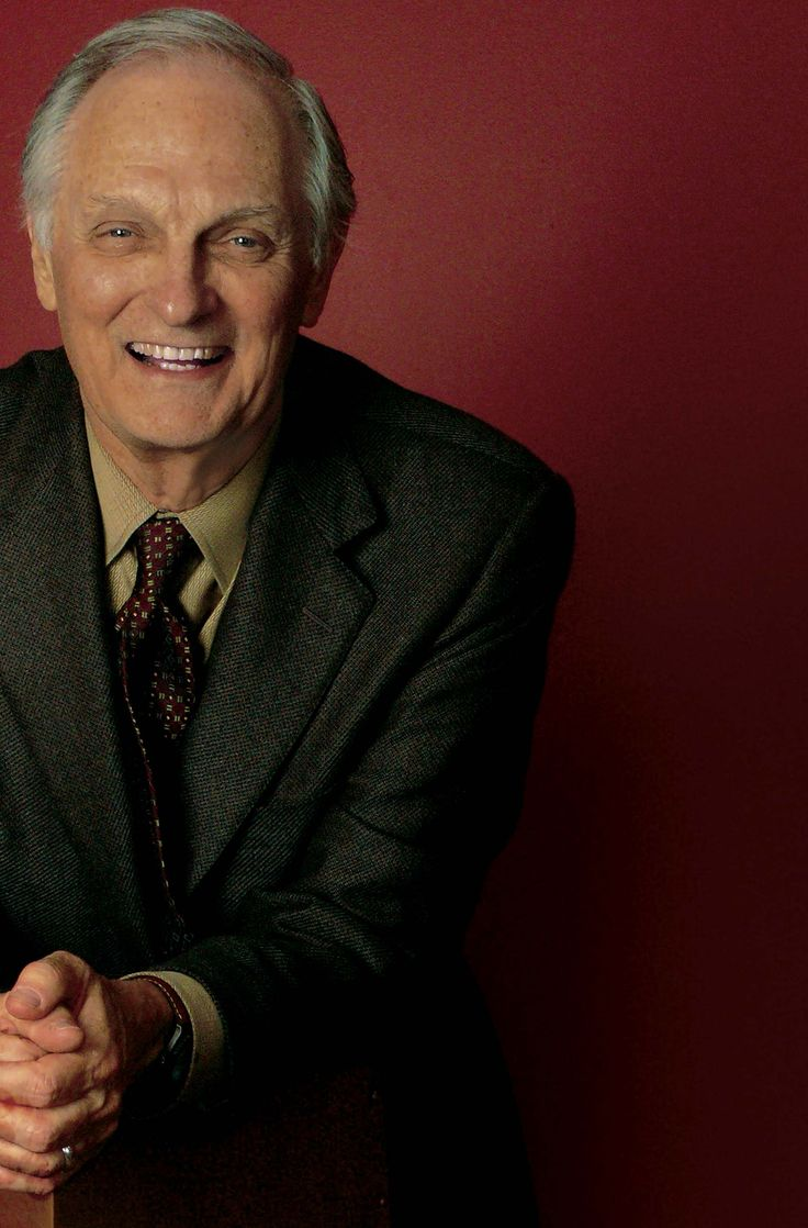 To meet Alan Alda, shake hands, and discus random topics. This follows very close to meeting David Tennant. If I could pick, I might just pick Alan over David. ;)