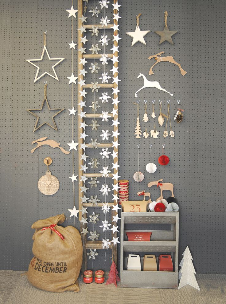 East of India Christmas Display
