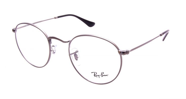 Ray Ban RX 3447V 2620 ROUND METAL