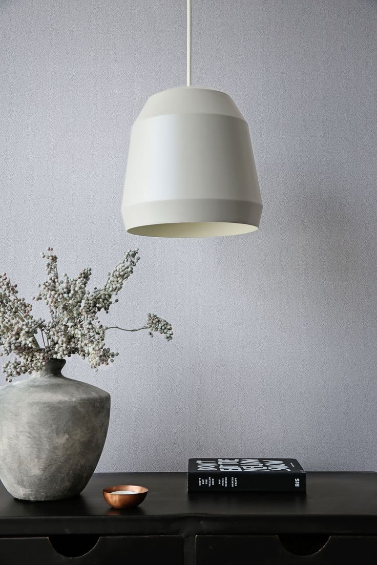 Behang Grijs / Wallpaper Grey Collection Colourline - BN Wallcoverings