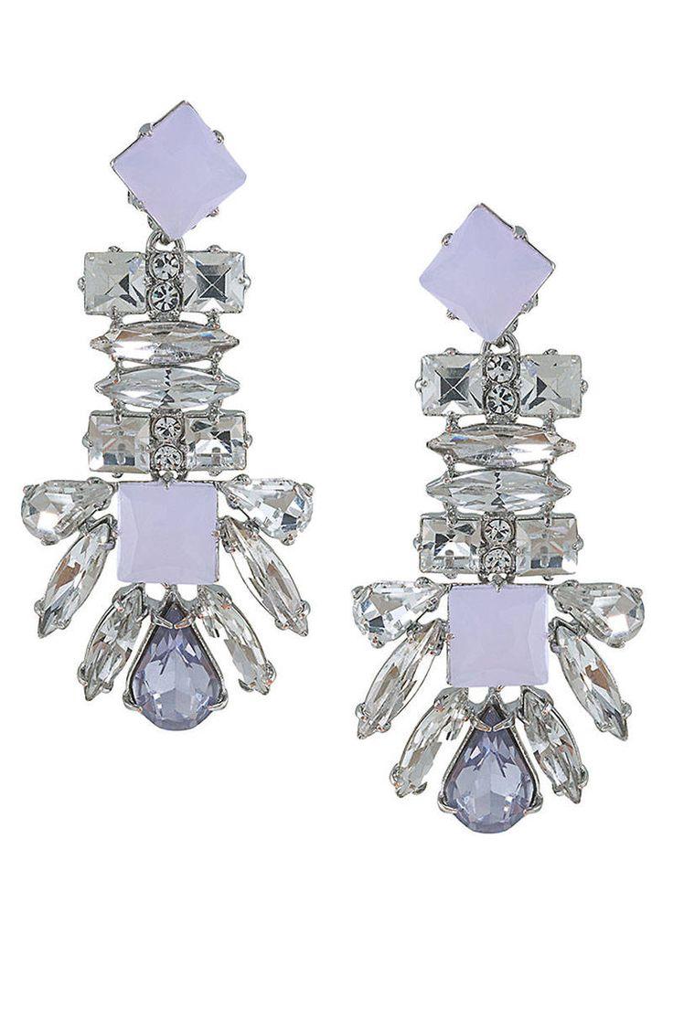 23 best Hollywood Glam Earrings images on Pinterest | Vintage ...