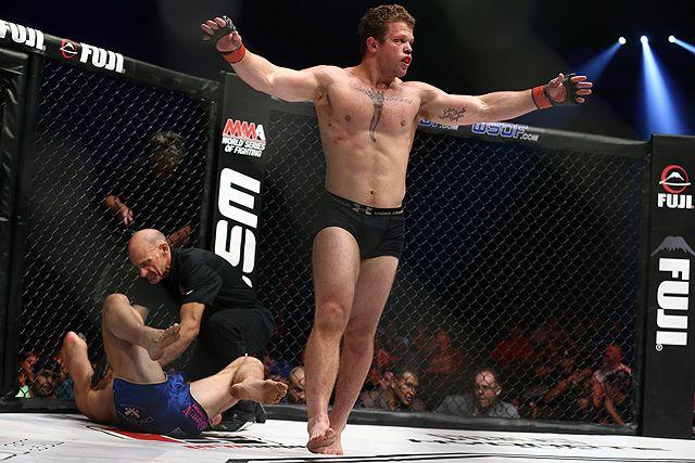 Gerald Meerschaert vs Joe Gigliotti Live MMA Stream - UFC Fight Night in Albany