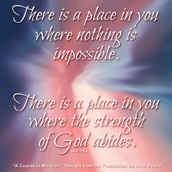 Seeking Inner Peace Quotes: 52 Best A Course In Miracles Quotes Images On Pinterest
