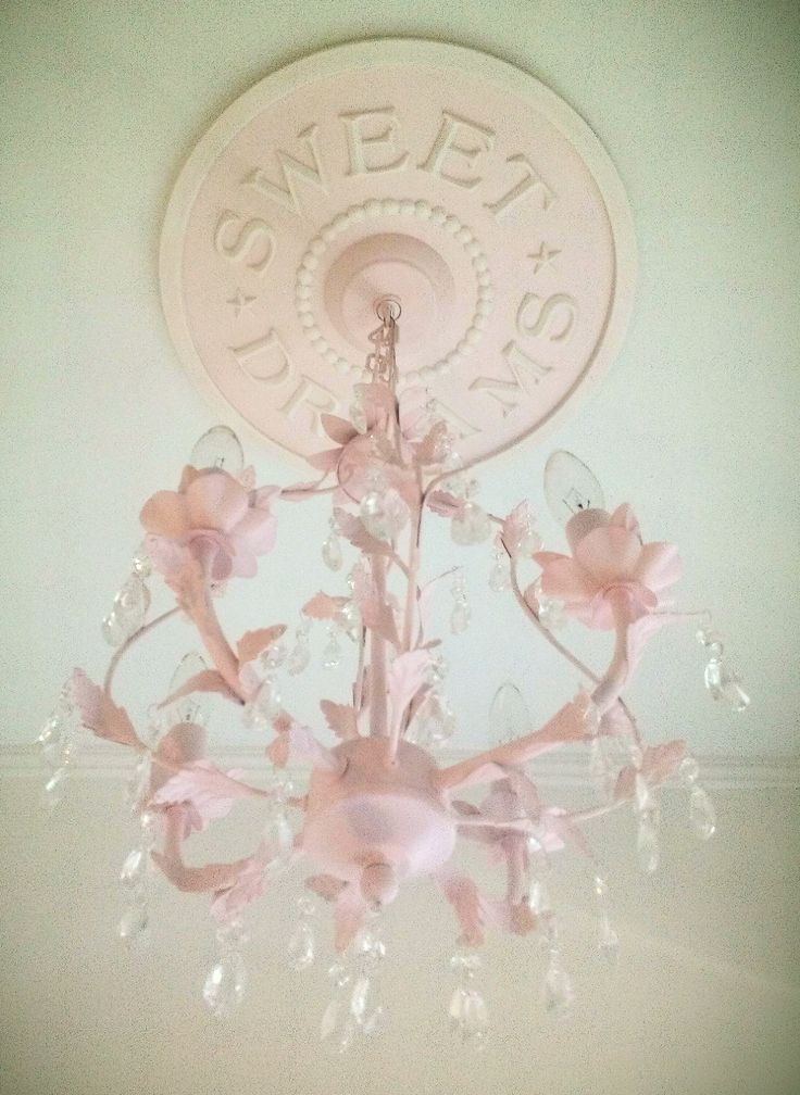 We love the architectural touch that this ceiling medallion from @Marie Ricci Collection, Inc. adds to this sweet #babygirl #nursery!: Babygirl Nurseries, Little Girls Rooms, Projects Nurseries, Sweet Dreams, Sweet Babygirl, Babygirl 3
