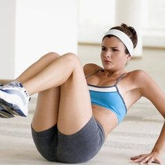 5 exercises to burn 200 calories in 3 minutes! Remember: short bursts of high intensity workouts burn more fat!!