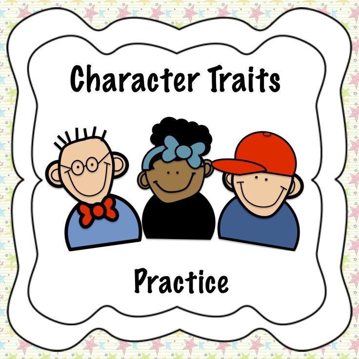 Teach character traits in literature with these worksheets. A character traits list is attached as well as a chance for the student to reflect on their own character traits. This workbook includes 10 characters that each have a short story that describes their personality.