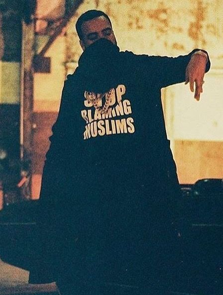 FRENCH MONTANA / STOP BLAMING MUSLIMS