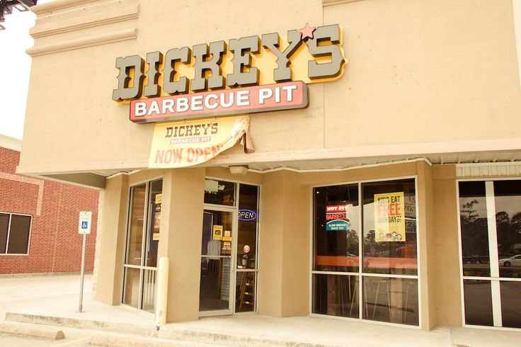 Our Projects - Dickey's Barbecue Pit  http://www.cnrbuild.com/