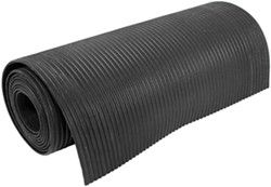 "Ribbed Rubber Trailer Mat - 36"" x 22'"