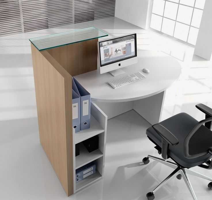 The range of Ovo reception desk is designed perfectly for small offices and…