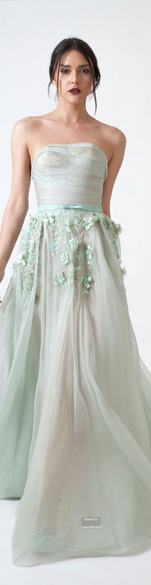 Abed Mahfouz Couture Collection Spring-summer 2015.            G