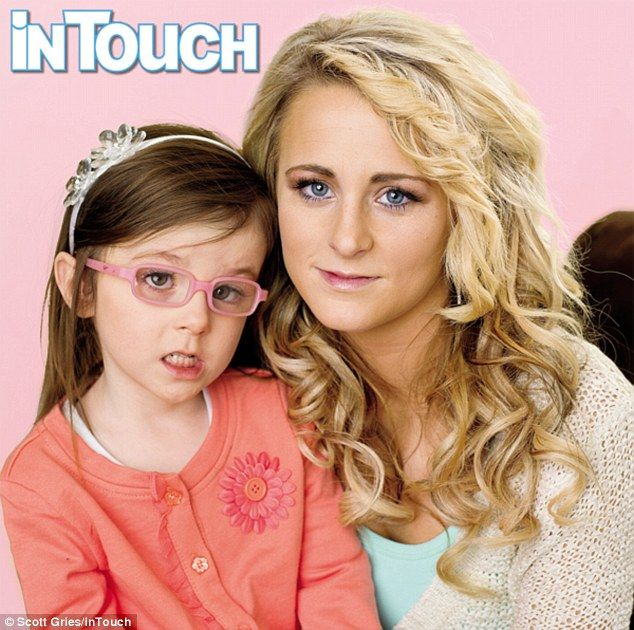 Devastating diagnosis: Leah Messer has revealed that her four-year-old daughter Aliannah h...