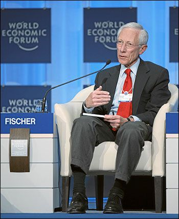 Obama Nominates Israeli Bankster as Federal Reserve Vice Chair; Dual American-Israel citizen Stanley Fischer has sterling globalist credentials. Stanley Fischer will guide QE Infinity along its destructive path Photo: World Forum