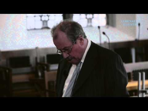 Wilfried Stroh de Latinis litteris pueris destinatis - 2014 - YouTube