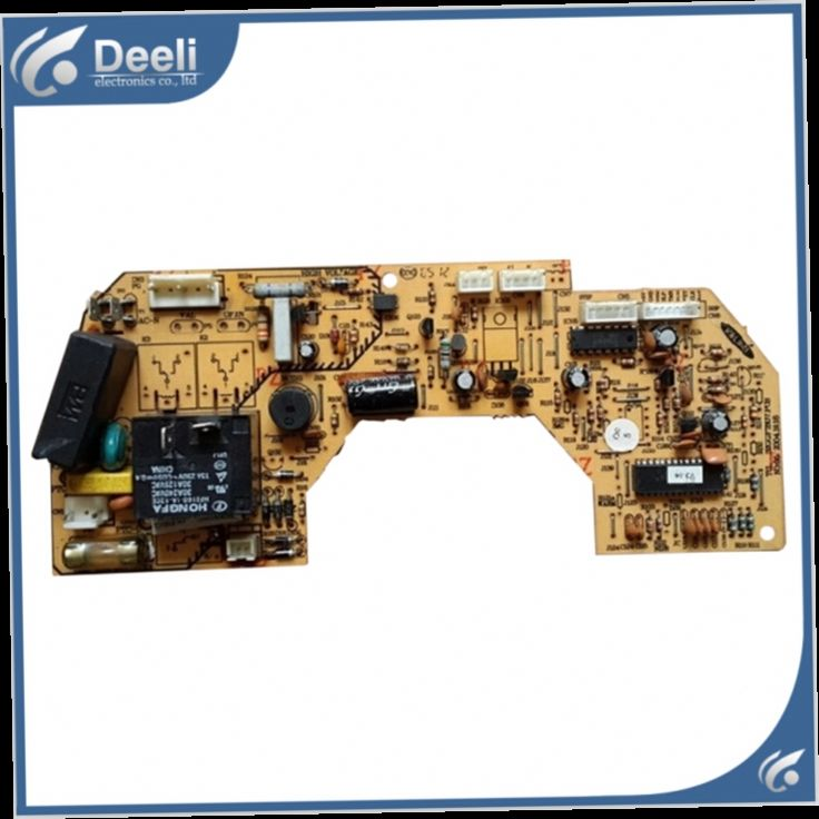 48.31$  Buy here - http://alionr.worldwells.pw/go.php?t=32474414108 - 95% new good working for Tcl air conditioner control board pc board 32GGFT807.PCB good work 48.31$
