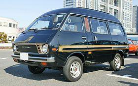 Toyota Townace – 1976
