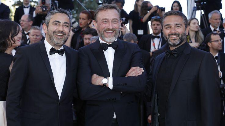 Eric Toledano, Jean-Paul Rouve et Olivier Nakache