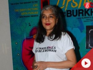 Lipstick Under My Burkha: It is a Certification board not a Censorship board says Ratna Pathak Shah on CBFC