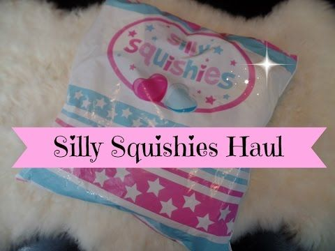 Silly Squishies Squishy Collection : Squishy Haul from Silly Squishies - April 2016 Kawaii Fun Pinterest Watches