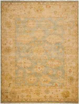RugStudio presents Ralph Lauren Langford RLR6845C Riverwashed Hand-Knotted, Best Quality Area Rug TX Rug Gallery - Bee Caves