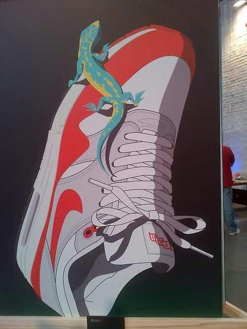 Nike Air Max 1 OG art