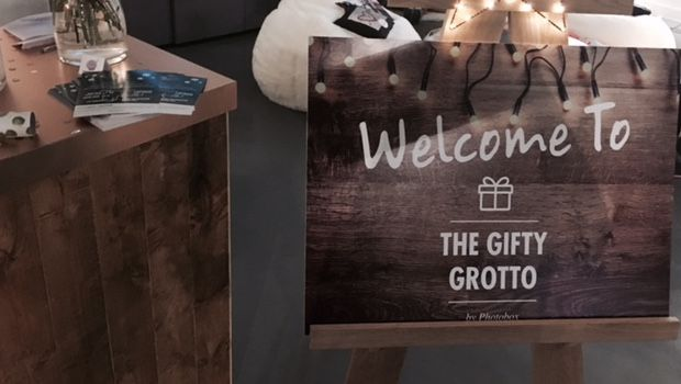 Visiting the Photobox Gifty Grotto in London